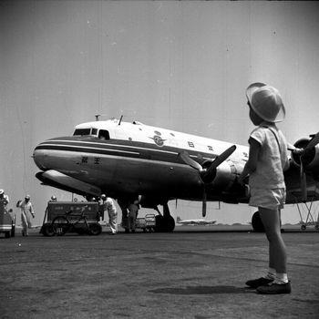 1952年ころ ダクラスDC4.jpg